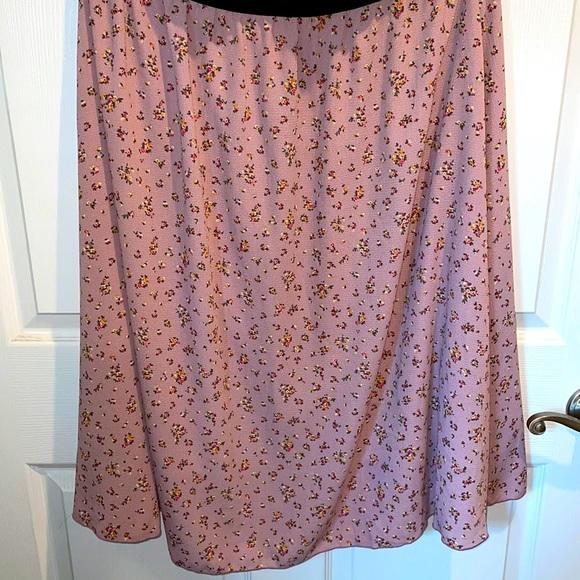 LuLaRoe Lola Skirt size XL